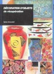 Decoration D'Objets De Recuperation - Intérieur - Format classique