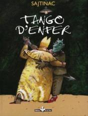 Tango d'enfer - Couverture - Format classique