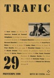 Revue Trafic N.29 - Couverture - Format classique