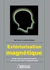 Exteriorisation Magnetique - Couverture - Format classique
