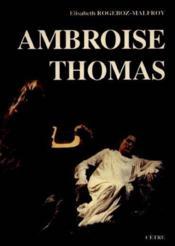 Ambroise thomas - Couverture - Format classique