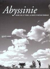 Abyssinie ; entre ciel et terre - Intérieur - Format classique