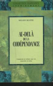 Au-Dela De La Codependance - Couverture - Format classique