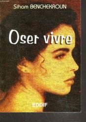 Oser Vivre - Couverture - Format classique