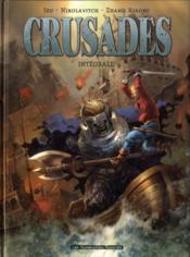 Crusades ; intégrale - Couverture - Format classique