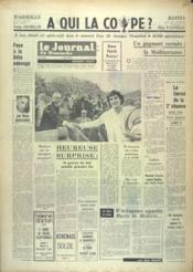 Journal Du Dimanche (Le) N°1332 du 04/06/1972 - Couverture - Format classique