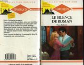 Le Silence De Roman - The Welcoming - Couverture - Format classique