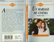 Un Mariage De Cinema - Run, Isabella - Couverture - Format classique