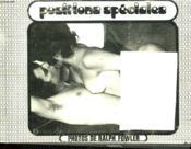Positions Speciales - Couverture - Format classique