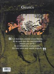 Le roman de Malemort t.5 ; s'envolent les chimères - 4ème de couverture - Format classique