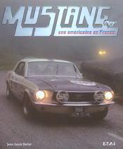 Mustang, Une Americaine En France - Intérieur - Format classique
