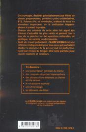 Les Dossiers Classes De La Presse Hispanophone 3 - 4ème de couverture - Format classique