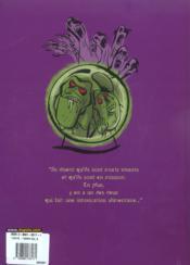 Henriette t.4 ; esprit, es-tu là - 4ème de couverture - Format classique