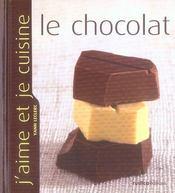 Le chocolat - Intérieur - Format classique
