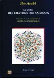Le Livre Des Chatons Des Sagesses T.1 - Intérieur - Format classique
