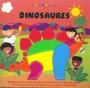 Dinosaures - Intérieur - Format classique