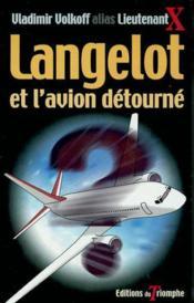 Langelot 18 - langelot et l'avion detourne - Couverture - Format classique