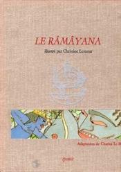 Le Ramayana - Couverture - Format classique