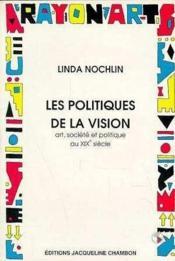 Politiques de la vision - Couverture - Format classique
