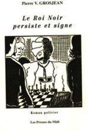 Le Roi Noir Persiste Et Signe - Intérieur - Format classique