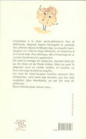Saint-Jacques, Je Vous Aime... - 4ème de couverture - Format classique