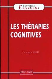 Therapies Cognitives N.10 (Les) - Intérieur - Format classique