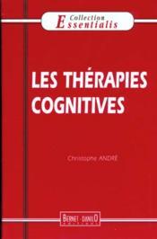 Therapies Cognitives N.10 (Les) - Couverture - Format classique