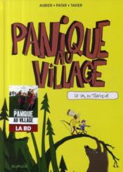 Panique au village t.1 ; le vol du tracteur  - Collectif