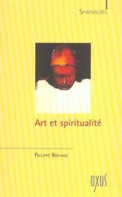 Art et spiritualite - Intérieur - Format classique