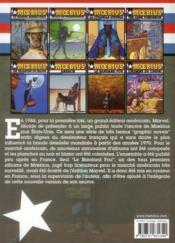 Le bandard fou - 4ème de couverture - Format classique