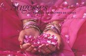 Sagesses ; 365 pensées de maîtres de l'inde - Intérieur - Format classique