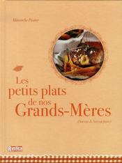 Les petits plats de nos grand-mères - Intérieur - Format classique