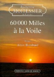 60000 milles a la voile - Couverture - Format classique