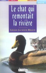 Le chat qui remontait la rivière - Intérieur - Format classique