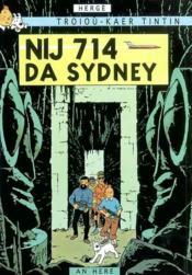 Troioù-kaer Tintin t.22 ; Tintin nij 714 da Sydney - Couverture - Format classique