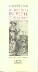 Le Livre De La Pauvrete Et De La Mort - Intérieur - Format classique
