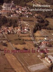 Promenade archéologique en Gaule - Couverture - Format classique