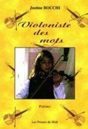 Violoniste Des Mots - Intérieur - Format classique