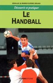 Le handball - Couverture - Format classique
