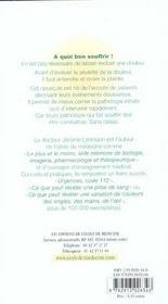 Dictionnaire Des Maladies Douloureuses - 4ème de couverture - Format classique