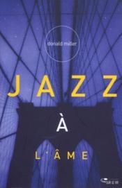 Jazz à l'âme - Couverture - Format classique
