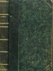 L'Ensorceleuse - Couverture - Format classique