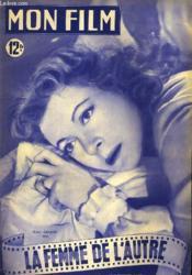 Mon Film N° 161 - La Femme De L'Autre - Couverture - Format classique