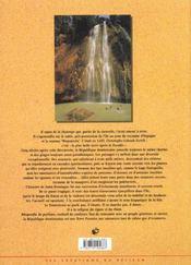 Republique dominicaine telle quelle - 4ème de couverture - Format classique