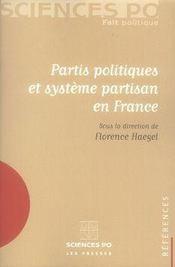 Partis politiques et système partisan en France - Intérieur - Format classique