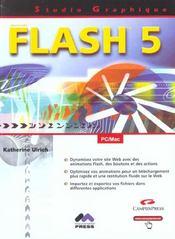 Flash 5 - Intérieur - Format classique