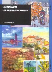 Dessiner Et Peindre En Voyage - Intérieur - Format classique
