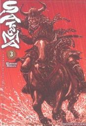 Satsuma, l'honneur des samourai t.3 - Intérieur - Format classique