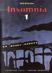 Insomnia t.1 - Intérieur - Format classique
