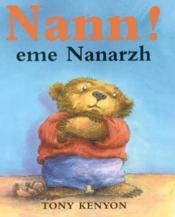 Nann ! Eme Nanarzh - Couverture - Format classique